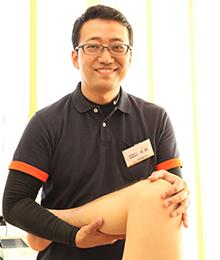 佐藤 大志 資格:理学療法士、柔道整復師